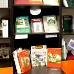 Выставка книг в библиотеке о Блокаде (1)