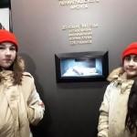 Юнармия посетила музей реконструкцию в СПБ посвященную Блокаде, возложили цветы у дома Тани Савичевой и на Пискаревском кладбище (9)